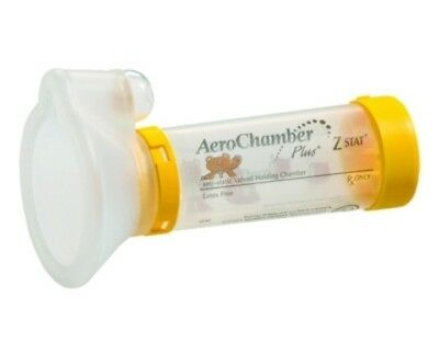 Aerochamber plus - child and teen Inhaler spacer with mask