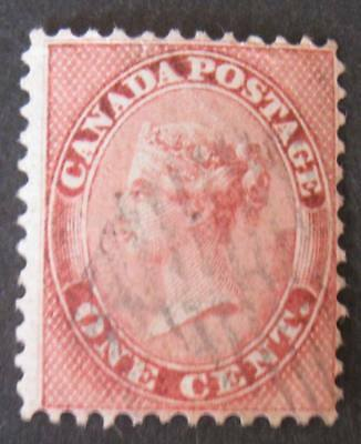 Canada #14 Used-2018 SCV=$90.00-Free Shipping