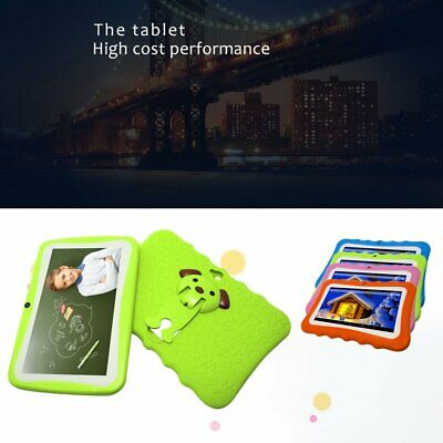 7 inch Tablet PC 512MB 4G Q7 A33 Quad Core For Kids Dual Camera Android TabletHZ