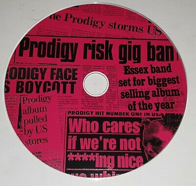 The Prodigy : Their Law: The Singles 1990-2005 CD ONLY