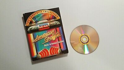 American Graffiti Drive-In Double Feature (DVD, 2004, Dual Sided Disc)