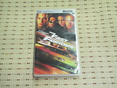 The Fast And The Furious Film UMD für Sony PSP *OVP*