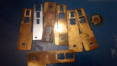 35mm cinema projector appature plates