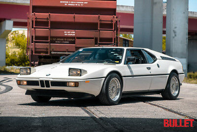1981 BMW M1  1981 BMW M1 (Video Inside), Immaculate Condition, Full HD Gallery Inside!