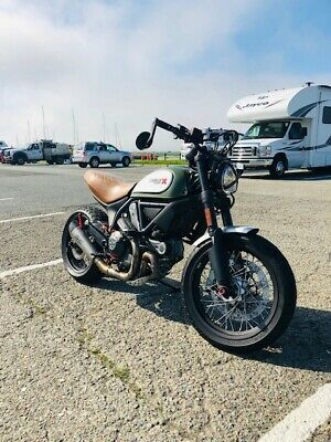 2016 Ducati Other  Ducati Scramber CUSTOM
