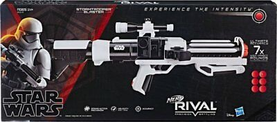 Hasbro Nerf Rival Star Wars Stormtrooper Blaster - NEW - Damaged box