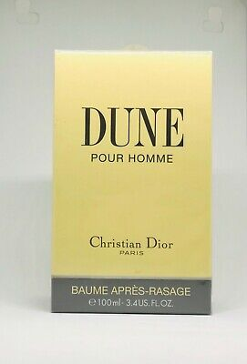 Christian Dior - Dune For Men After Shave Balm 100ml - New & Rare