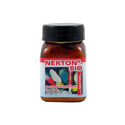 Nekton-bio 35 Gram (1.24 Ounce) Vitamin Compound For Feather Formation For All