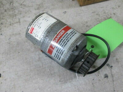 Dayton 2M034A 5000 Rpm 1/15Hp 115 Volt 1Ph 60Hz AC-DC Series Motor Tested