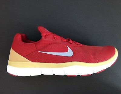 a1c1db7a8 Nike San Francisco 49ers Free Trainer V7 Ltd Edition Shoes AA1948-601 Size  11