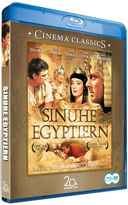 The Egyptian NEW Arthouse Blu-Ray Disc Michael Curtiz Jean Simmons Victor Mature