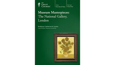 Great Courses: Museum Masterpieces: The National Gallery, London (2009, TSB) New