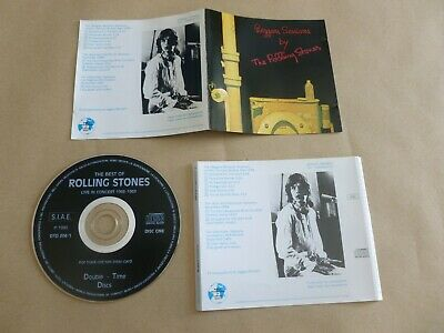Rolling Stones CD Beggars Sessions by The Rolling Stones