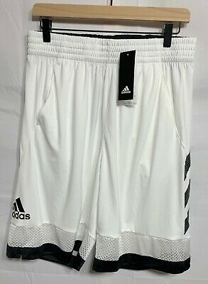 Adidas Pro Bounce Basketball Shorts Size L NWT