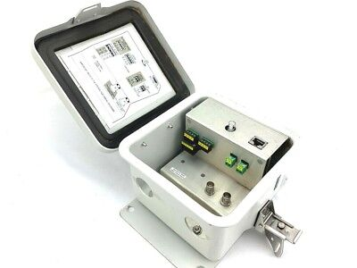 Pelco IPS-RDPE-2 Remote Data Port Power Supply Box for Spectra Security Cameras