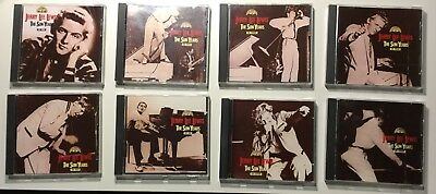 Jerry Lee Lewis - SUN Records (8 CDs) - Charly Records