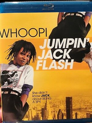 Jumpin Jack Flash (Blu-ray Disc, 2013) NEW! Free Shipping!