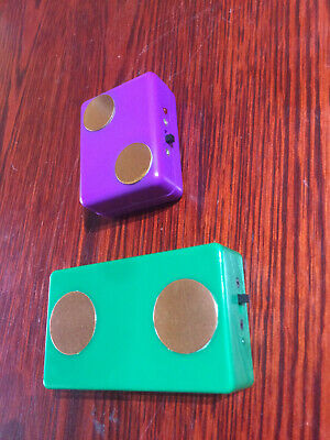 Basic Parasite zapper, Purple  (Free Postage included)
