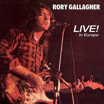Rory Gallagher - Live! In Europe (CD)