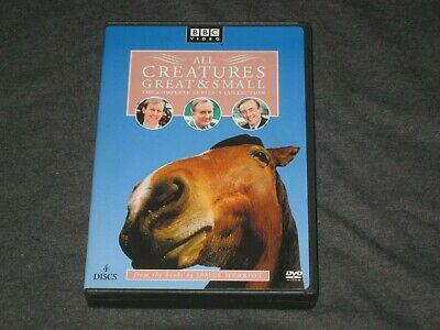 All Creatures Great and Small - The Complete Series 5 Collection (DVD, 2009, 4-D