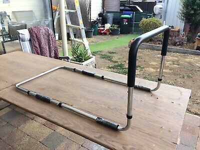 Bed Safety Rail Adjustable Adults Used Once
