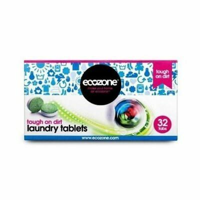 Ecozone Laundry Tablets [32s] (7 Pack)