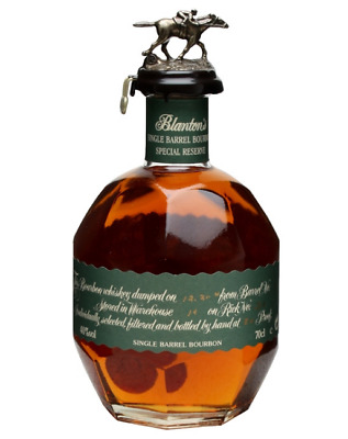 Blantons Single Barrel Special Kentucky Straight Bourbon 40% 700mL FREE SHIPPING