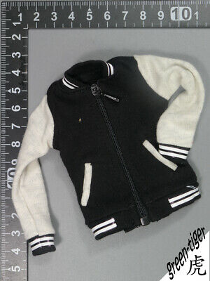 G103 [NEW SERIES] 1:6 Scale Female Action figure Baseball Suit Black Jacket ONLY