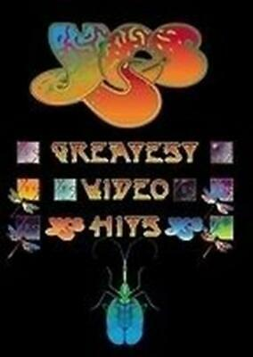 YES:Greatest Video Hits: DVD NEW