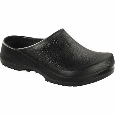 Birkenstock Unisex Super Birki Chefs Clog in Black - Waterproof - 43 - 9/10 UK
