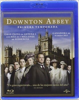Downton Abbey 1ª Temporada Completa  2 Blu-Ray