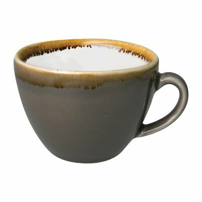 Olympia Kiln Cappuccino Cup Smoke 230Ml Innovative Design with New Features
