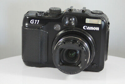 Canon Powershot G11 Digitalkamera incl. Garantie, Digital camera with warranty
