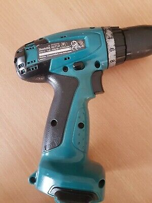 Makita 6271d Very Light To Handel With 13mm Chuck fitted Cordless...12v