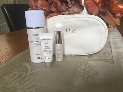 Christian Dior Diorsnow Gift Set with bag -new