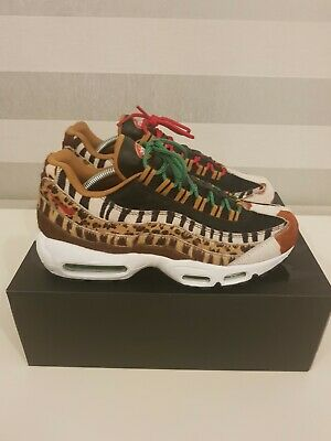 Details about Nike Air Max 95 DLX Atmos Safari Animal Pack 2.0 US10 Limited Edition