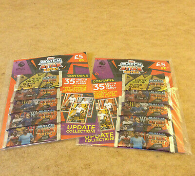 Topps Match Attax Extra Trading Card Game Premier League 2018/2019 Multi Pack