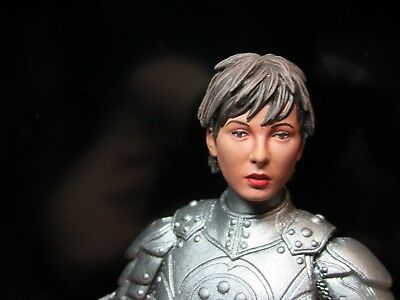 HEAD ONLY Mythic Legion Four Horsemen Custom Painted Joan HEAD ONLY
