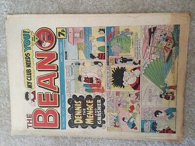 DC Thompson THE BEANO Comic. Issue 1943 Oct 13th 1979 **FREE UK POSTAGE**