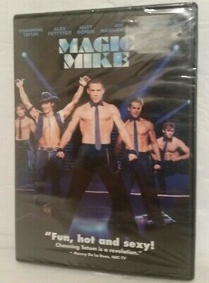 Magic Mike (Dvd, 2012) New Factory Seal ..free Shipping