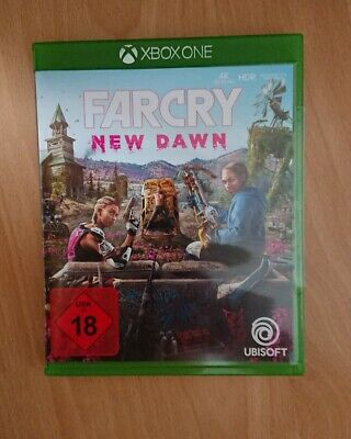 Far Cry New Dawn XBOX One 100% Uncut/Fsk18/ Brief oder Paketversand / Far Cry 6
