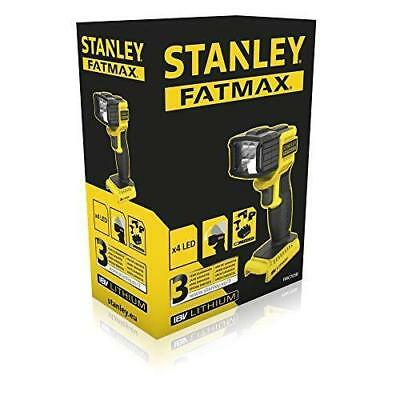 Lampe Stanley FMC705B  torche sans fil 18V Li-ion LED Flashlight Cordless