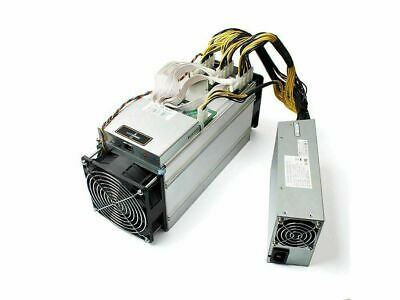 Bitmain Antminer S9 (13.5TH/s), APW3++ Power Supply, Sound Proof Box & Ducting