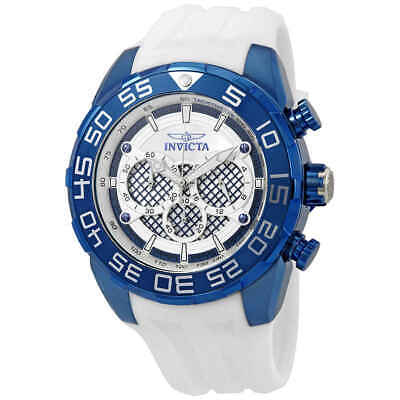 Invicta Speedway Chronograph Blue Dial Men's Watch 26300