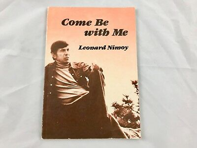 Come Be with Me by Leonard Nimoy (Spock) 1979 Edition