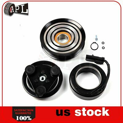 2-year Warranty Pulley With Bearing Compressor Clutch Kit  for 07-08 Dodge Nitro