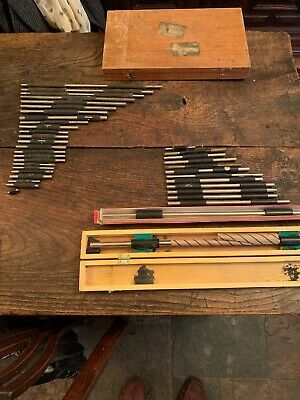 Micrometer Setting Rods Mitutoyo Moore  & Wright Shardlow