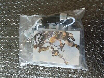 Kingdom Hearts - limited  Keychain - exclusive - PS4 - Collectors Item