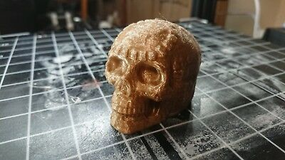 Aztec Death Whistle skull - Screaming Whistle. 3D printed