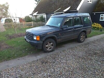 Landrover discovery td5 automatic